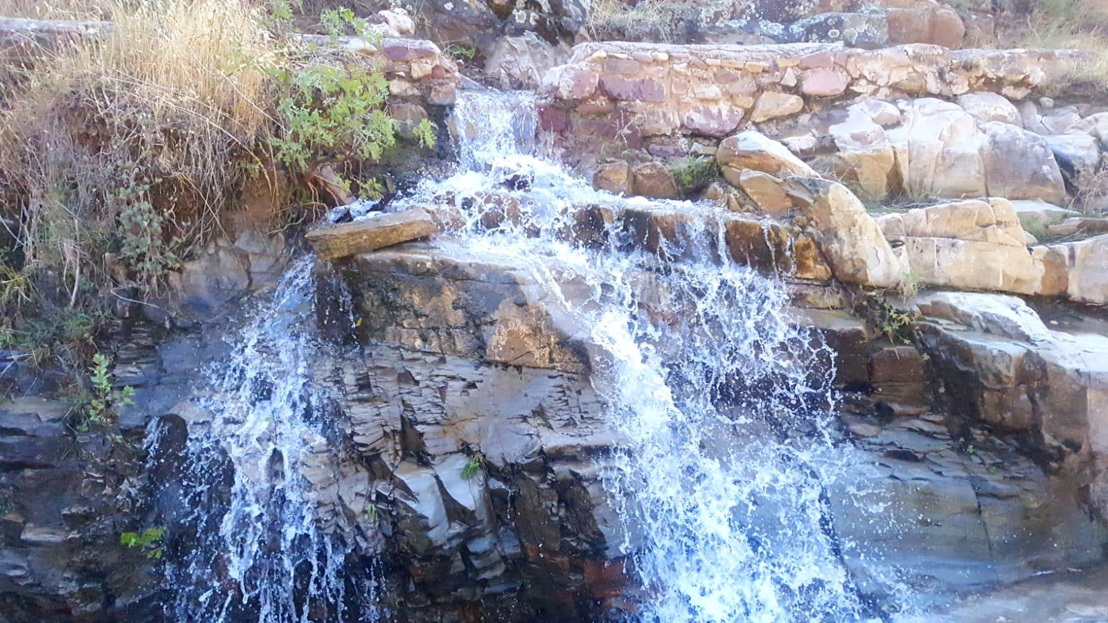 Calcena, río Isuela, el Batán